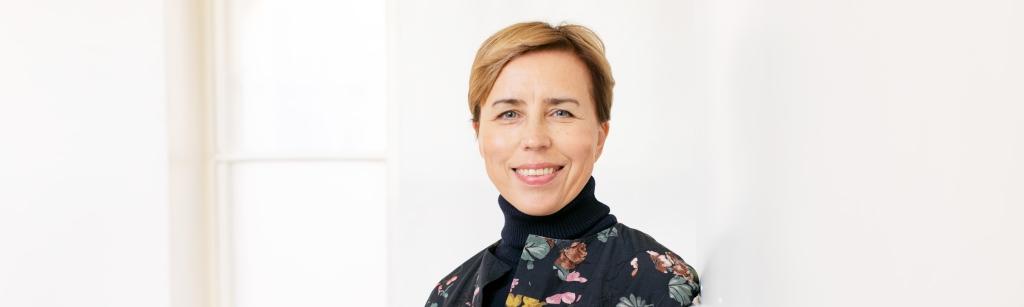 Ohjaaja Virpi Suutari, kuva: Riitta Supperi