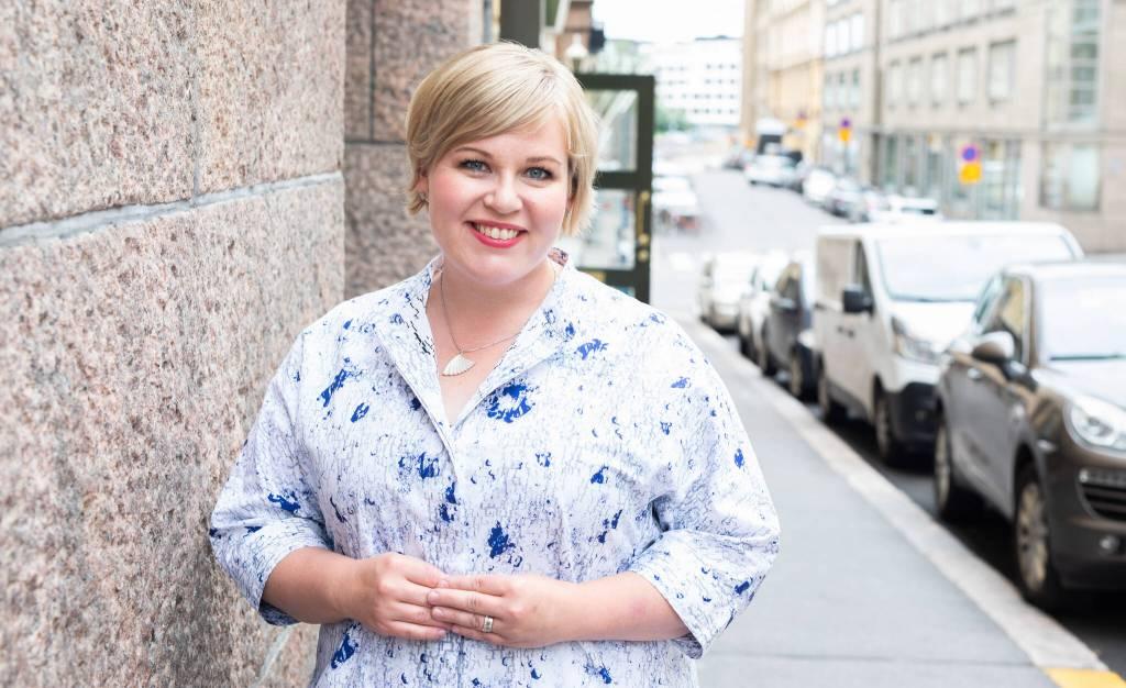 Annikka Saarikko